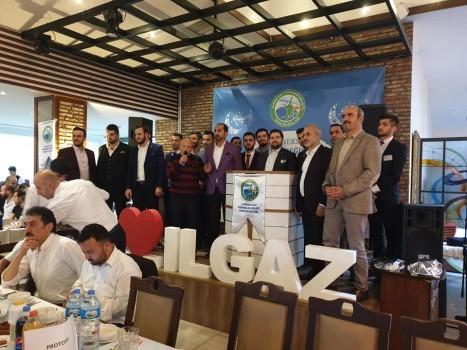 Gençlik kollarımızın düzenlemiş olduğu geleneksel#ILGAZGENÇLİK iftarında ILGAZ'lı genç hemşehrilerimizle biraraya geldik.